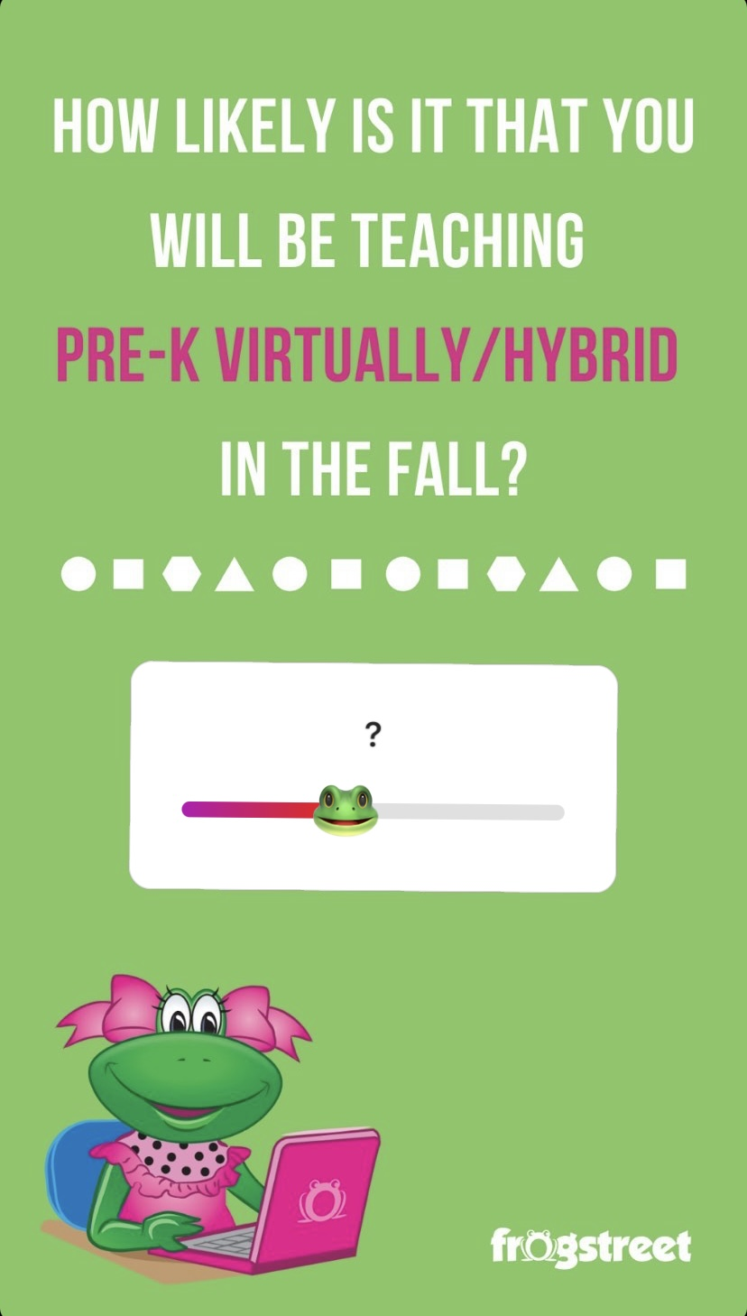 20210519-Frog Street- Virtual PreK IG Poll Results